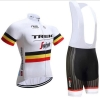 TREK (#1801S1) Cycling Short Sleeve Jersey & BIB Shorts kit Size S/M/L/XL/XXL/XXXL