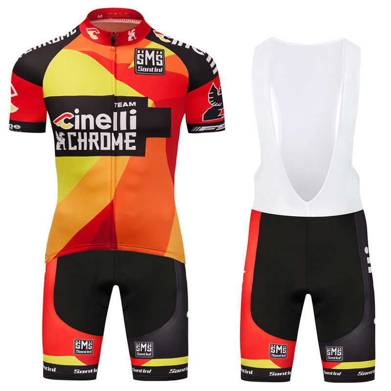 180923E Cycling Short Sleeve Jersey & BIB Shorts kit Size S/M/L/XL/XXL/XXXL