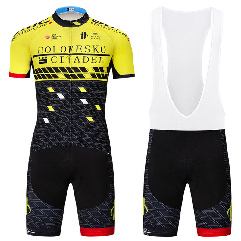 180924B Cycling Short Sleeve Jersey & BIB Shorts kit Size S/M/L/XL/XXL/XXXL