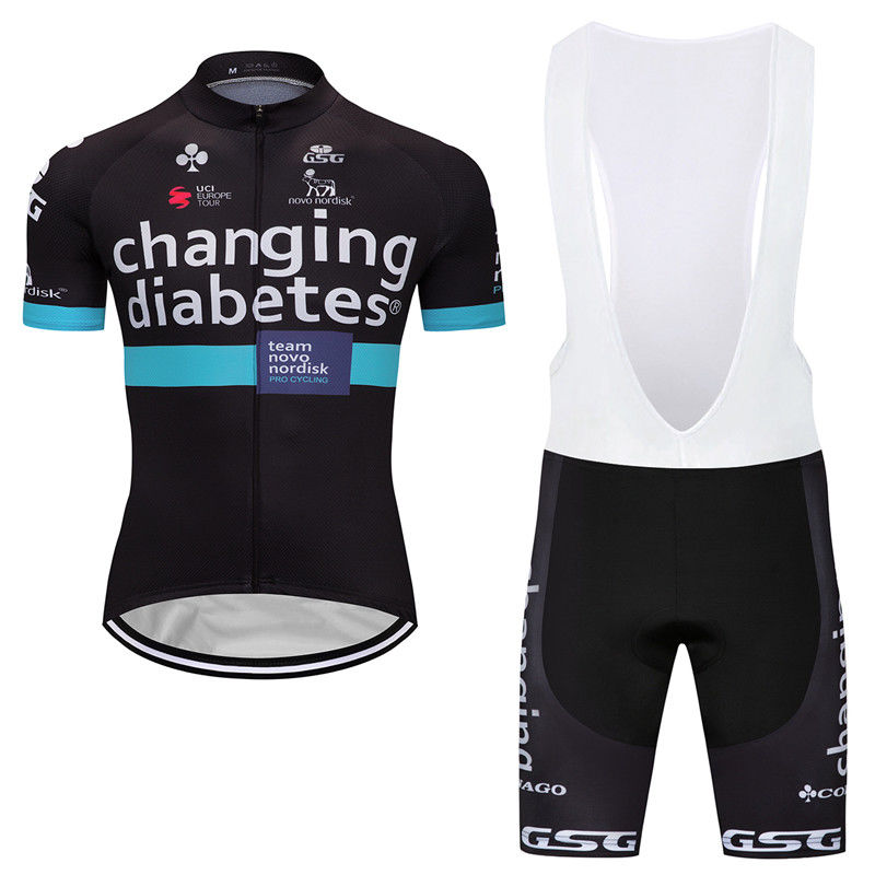180923D Cycling Short Sleeve Jersey & BIB Shorts kit Size S/M/L/XL/XXL/XXXL