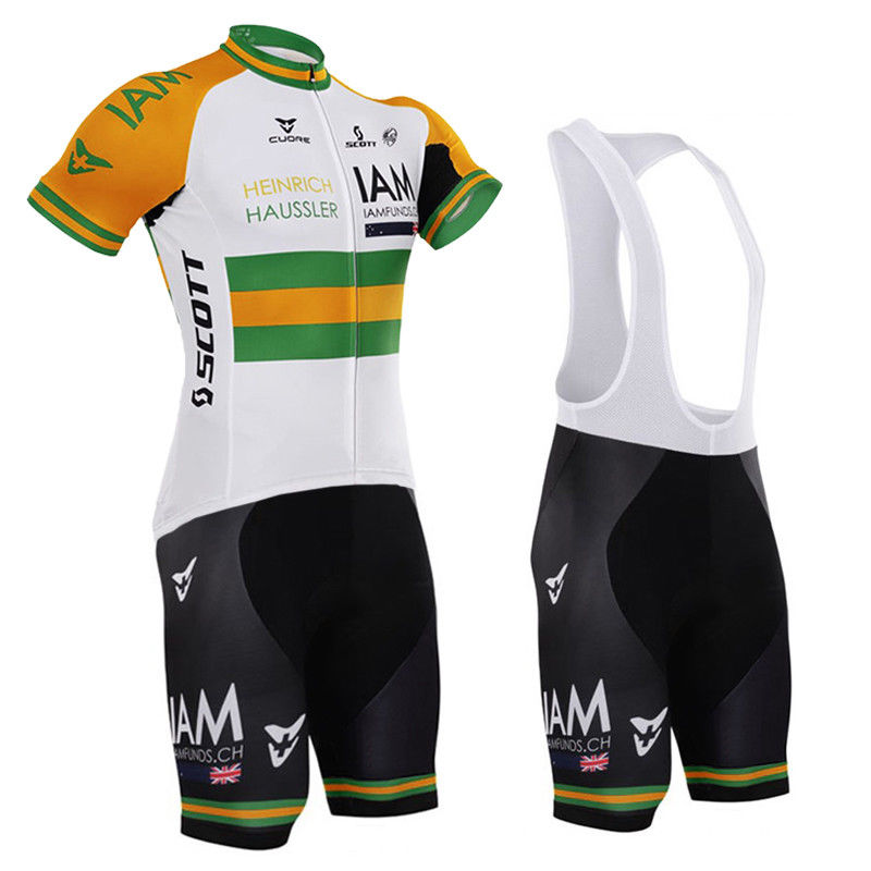 180924C Cycling Short Sleeve Jersey & BIB Shorts kit Size S/M/L/XL/XXL/XXXL