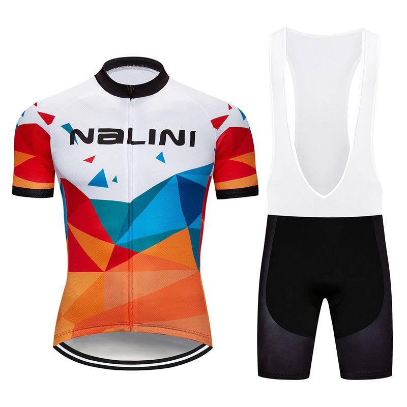 180924S Cycling Short Sleeve Jersey & BIB Shorts kit Size S/M/L/XL/XXL/XXXL