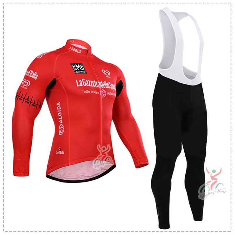 181016X Cycling Long Sleeve Jersey & BIB Long Pants kit Size S/M/L/XL/XXL/XXXL