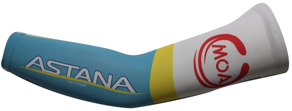 ASTANA (#AW01) Cycling Bike ARM WARMERS Size S/M/L/XL/XXL/XXXL Price $6.5