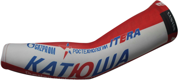 Katusha (#AW01) Cycling Bike ARM WARMERS Size S/M/L/XL/XXL/XXXL Price $6.5