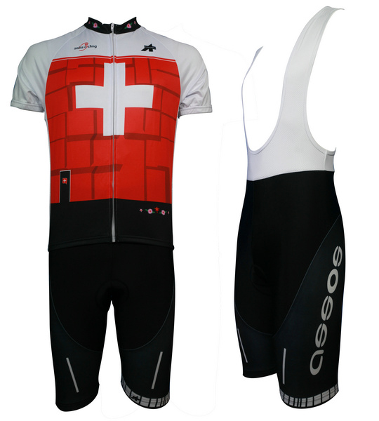 ASSOS (#1401S1) Cycling Short Sleeve Jersey & BIB Shorts kit Size S/M/L/XL/XXL/XXXL