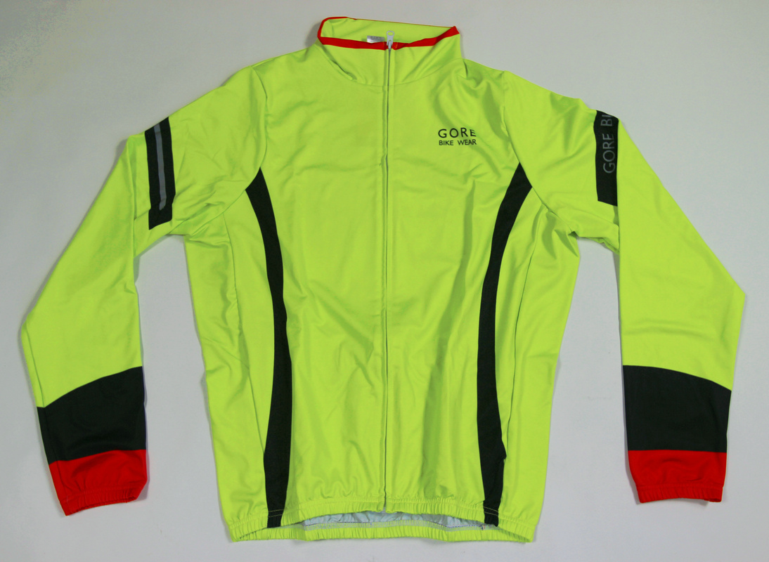 GORE (#1502L1) Cycling Long Sleeve Jersey
