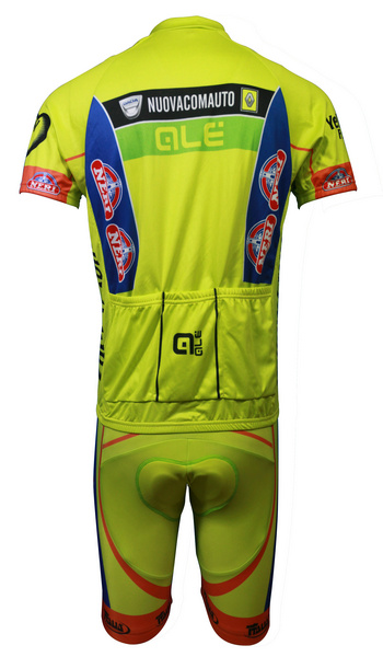 Neri Sottoli (#1401S1) Cycling Short Sleeve Jersey & BIB Shorts kit Size S/M/L/XL/XXL/XXXL
