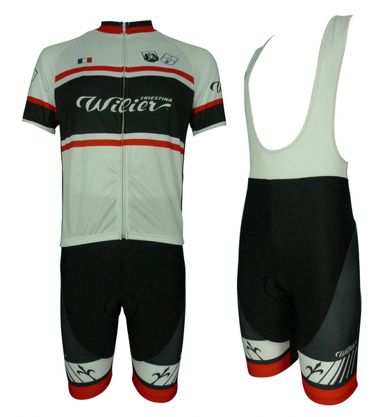 WILIER (#1301S1) Cycling Short Sleeve Jersey & BIB Shorts kit Size S/M/L/XL/XXL/XXXL
